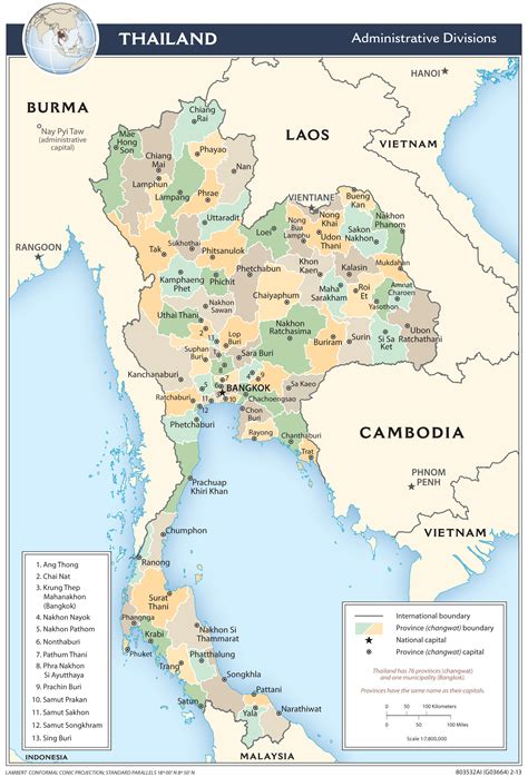 thailand maps perry castaneda map collection ut