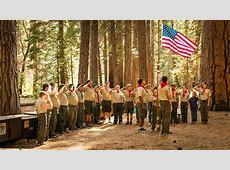 Church Reevaluating Scouting Program