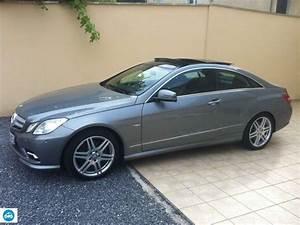 Mercedes Classe C 350e : achat mercedes classe e coup 350 pack amg 2011 d 39 occasion pas cher 25 500 ~ Maxctalentgroup.com Avis de Voitures