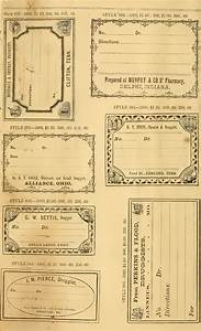 Free Printable Vintage Pharmacy & Apothecary Labels - The ...