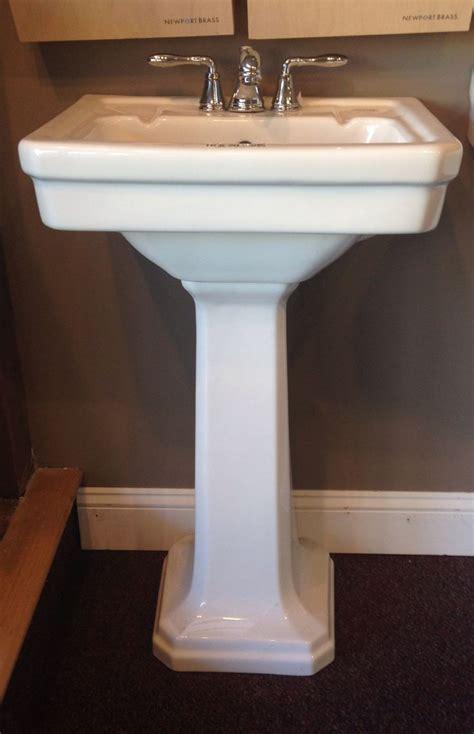 bathroom pedestal sinks ideas small pedestal sink at bath connections powder room