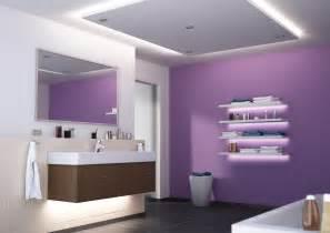 led einbauleuchten badezimmer led beleuchtung im bad wellness im badezimmer mit led strips paulmann licht