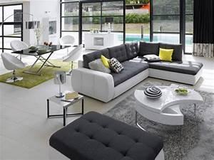 Comment Aménager Son Salon : comment amenager un salon salle a manger en longueur ~ Premium-room.com Idées de Décoration