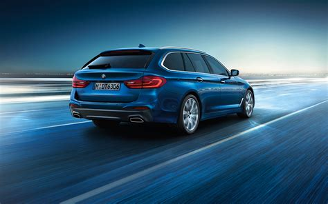 Bmw 5 Series Touring Wallpaper by Wallpaper Bmw 5er Limousine G30 Und Bmw 5er Touring G31