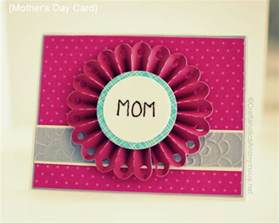 mothers day cards ideas mother s day card idea