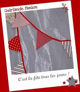 Guirlande Fanion Tissu : paniers de rangement guirlande fanion en tissu couz 39 in artisan cr ateur textile ~ Teatrodelosmanantiales.com Idées de Décoration
