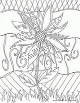 Coloring Pages Printable Doodles Doodle Popular sketch template