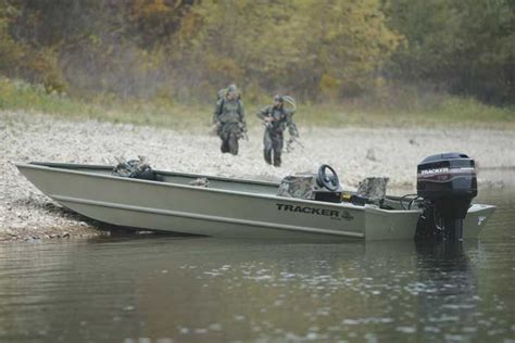 Grizzly Boats 2072 Cc by Research Tracker Boats Grizzly 2072 Cc Aw Jon Boat On