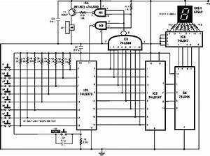 Jam Just A Minute  Circuit Diagram