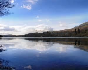 Lake Calm Water