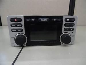 Clarion Cmv1 Marine Stereo Head Unit W   Wire Harness