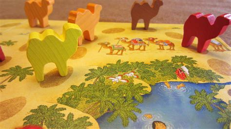 Get free delivery on orders over £50. BOARD GAME REVIEW - The Caravan from HABA USA | Board games, Caravan, Game reviews