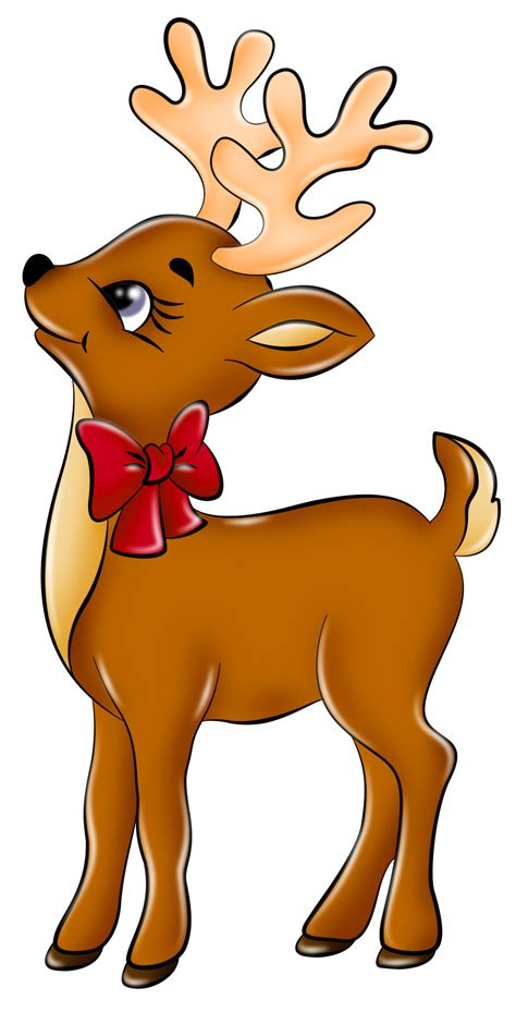 clipart natale reindeer clip clipart free clipart