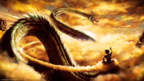 shenron dragon ball hd wallpapers background images