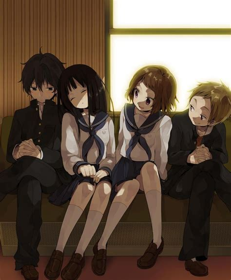 anime hyouka sub indo 80 best oreki x chitanda images on anime