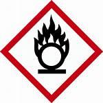 Ghs Icon Pictogram Chemie Oxidising Fachberatung Gefahrstoffsymbole