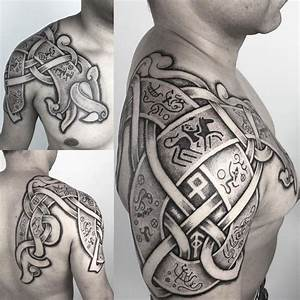 Tatouage Valkyrie Nordique : 78 best images about tattoos on pinterest norse mythology demon tattoo and armors ~ Melissatoandfro.com Idées de Décoration