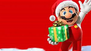 Super Mario Run Receives Free Christmas Content Vooks