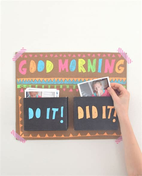 17 Best Ideas About Morning Routine Chart On Pinterest