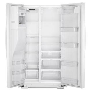 kenmore side  side refrigerator cool storage solutions