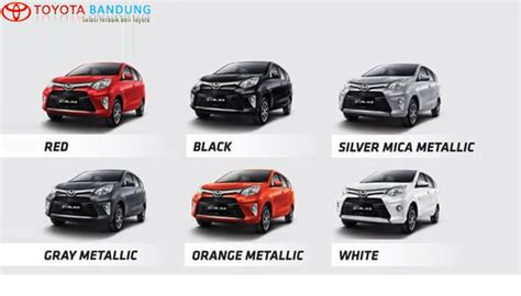 Toyota Calya 2019 by Harga Toyota Calya 2019 Bandung Spesifikasi Interior