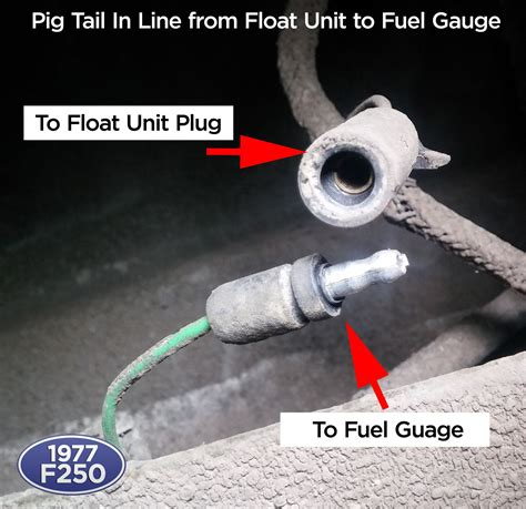 troubleshooting   fuel gauge  working ford