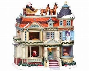 Maison De Noel Miniature : twas the night before no l village de noel noel et department 56 ~ Nature-et-papiers.com Idées de Décoration