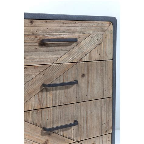 Lade Design by Kare Design X Factory 5 Lade Dressoir Kast Ladekast