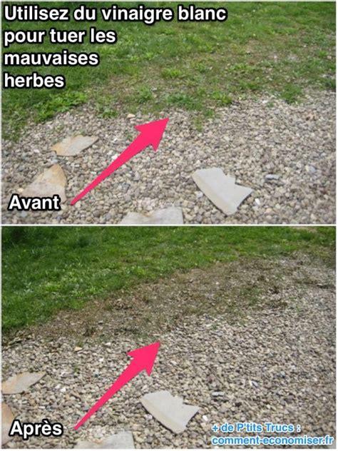 comment arracher les mauvaises herbes les 25 meilleures id 233 es concernant tuer les mauvaises herbes sur vinaigre des