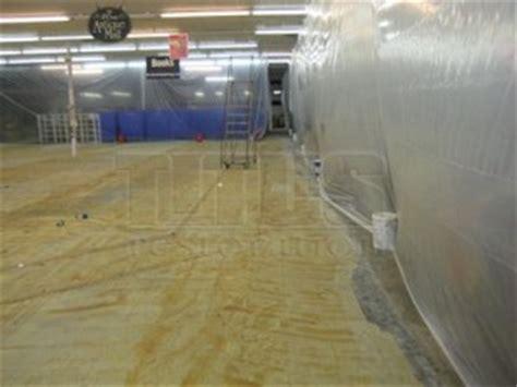 alternate to vct polished concrete flooring titus