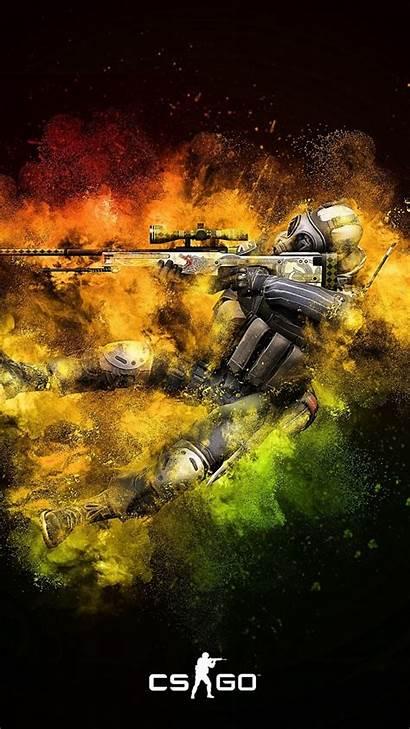 Cs Counter Strike Artwork Global Offensive Wallpapers