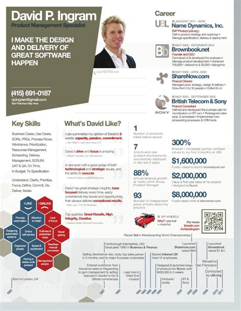 Infographic Resumes by Infographic Resume