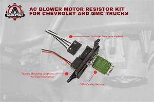 2002 Chevrolet Trailblazer Blower Motor Wiring Diagram