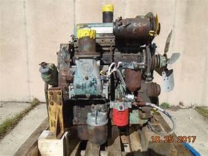 R  F  Engine Detroit Diesel Non Turbo 3