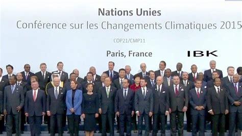 convention cadre des nations unies sur le changement climatique ouverture de la cop 21 224 le monde entier se mobilise et pour la 1 232 re fois l afrique