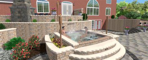 Backyard Design Program by Professional Landscape Software