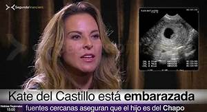 Kate Del Castillo Est Embarazada Y Asegura Que El Hijo Es