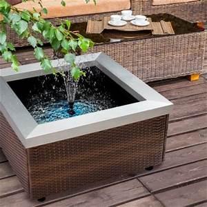 Bassin De Terrasse : theiling bassin lounge pour int rieur ou terrasse ~ Premium-room.com Idées de Décoration