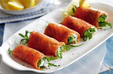 easy smoked salmon canapes salmon recipes oven with sauce grilled easy for