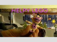 HELPY FNAF 6 LEGO advent calendar YouTube