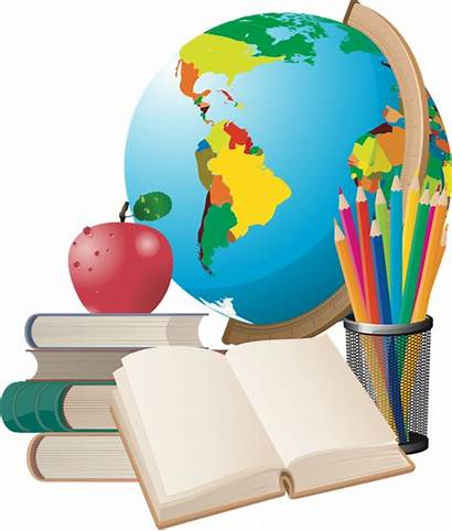 Clipart Education Background Transparent Resources Student Canton