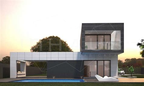 casas prefabricadas modernas  venta casas modulares
