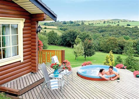 Faweather Grange Lodges In Ilkley Moor