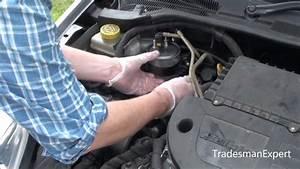 Fiat Grande Punto 1 3 Multijet Fuel Filter Replacement