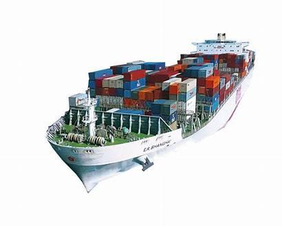 Ship Cargo Ocean Pluspng Export Bpcs Freight