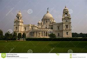 Victoria Memorial Hall, Kolkata, India Stock Image