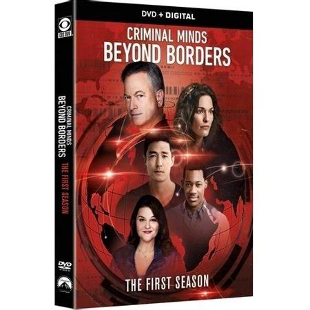 Criminal Minds Beyond Borders  The First Season (dvd