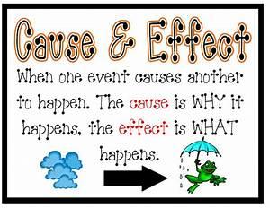 Cause & Effect - Mr. Raddish's 4th Grade Classroom