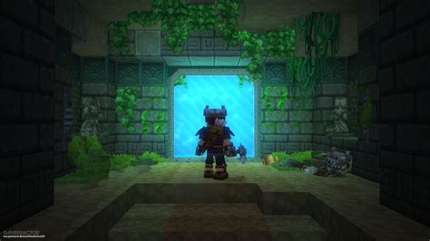 pictures  minecraft inspired hytale unveiled  hypixel