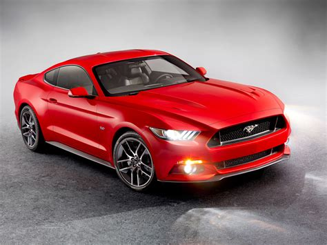 Full 2015 Mustang Fuel Economy Figures Released